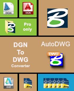 DGN to DWG