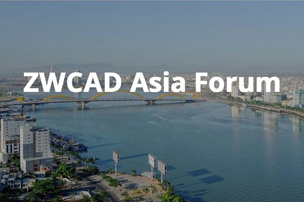 2018 ZWCAD Asia Forum